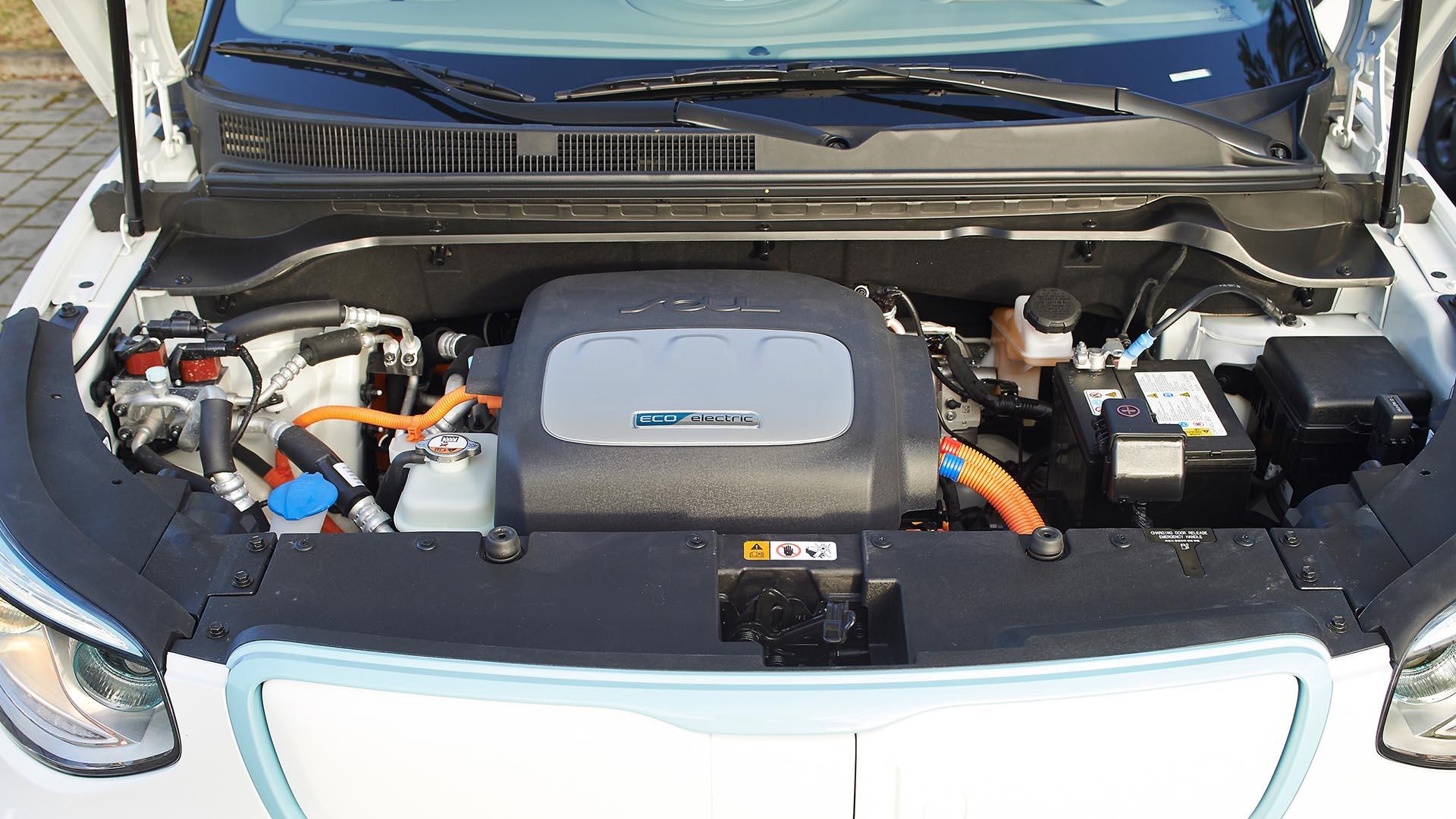 Kia Soul electric car maintenance