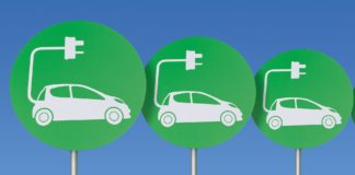 UK electric charging networks