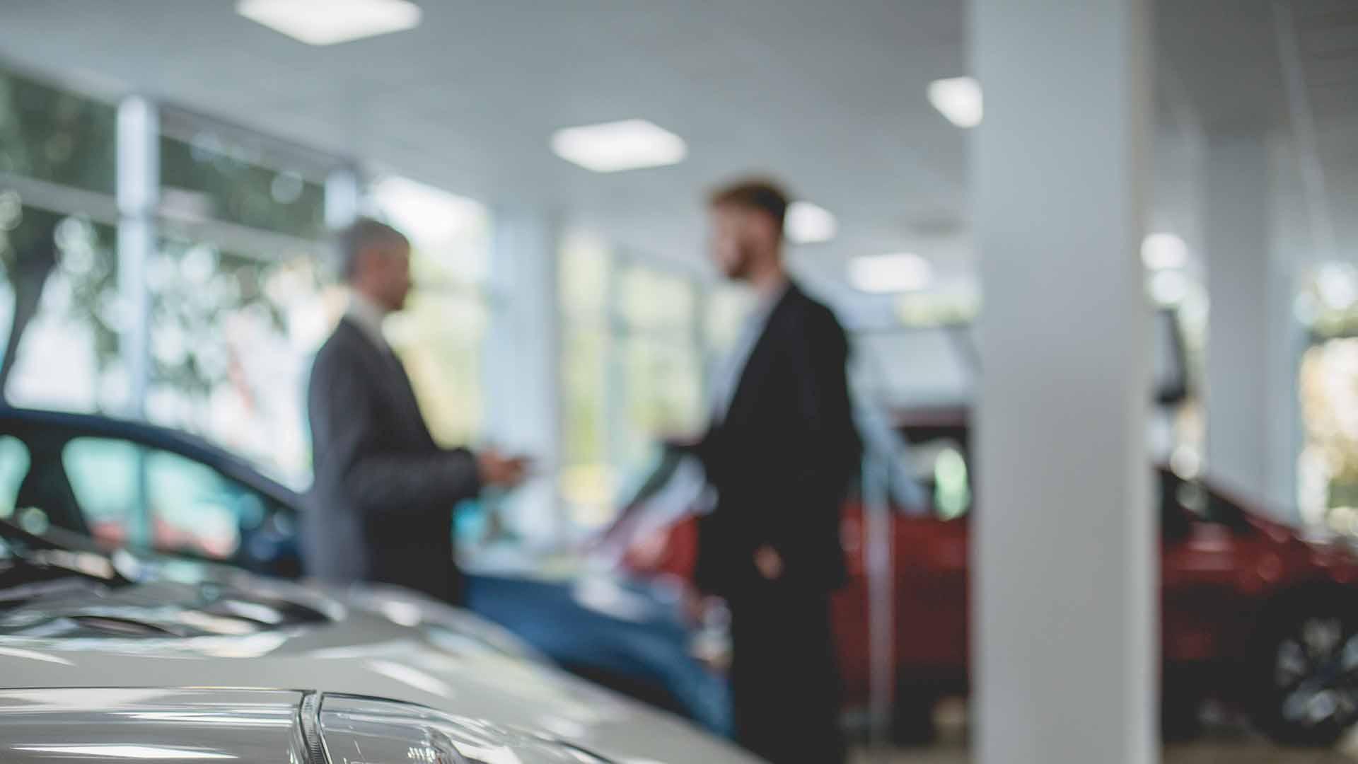 EVA car dealer