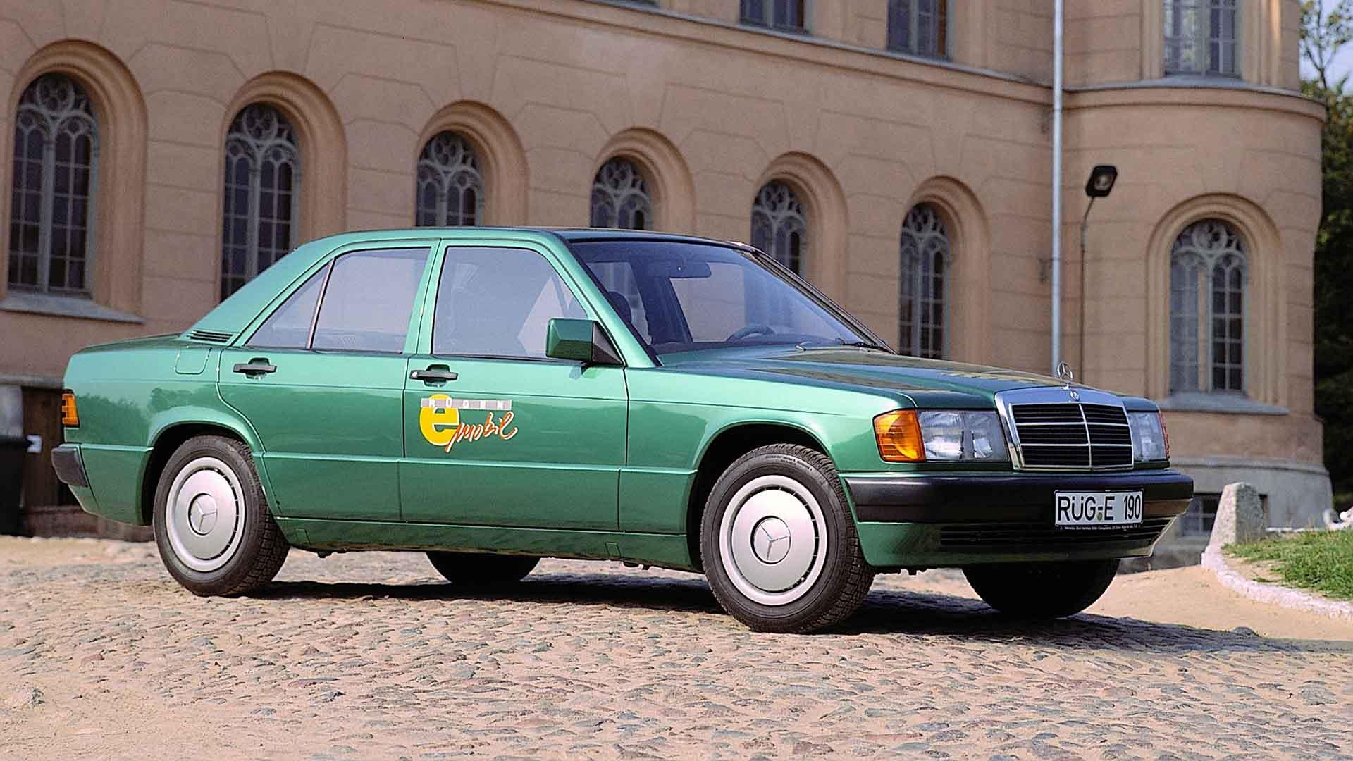 Mercedes 190 EV